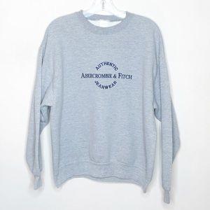 Early 00's Abercrombie & Fitch Crewneck Sweatshirt